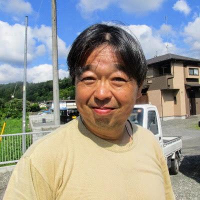 松沢板金工業 松澤さん