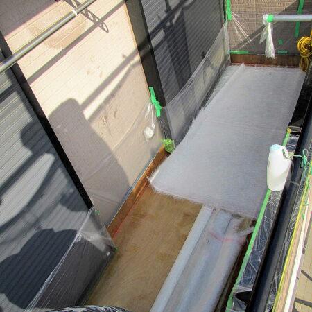 バルコニーFRP防水工事