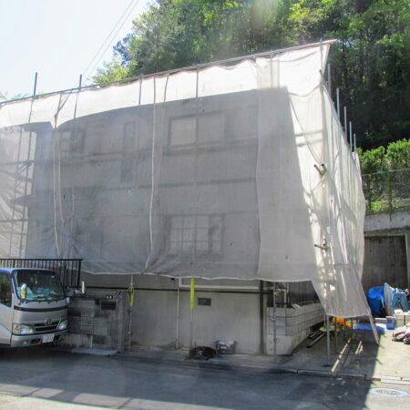 外壁塗装・屋根塗装施工事例