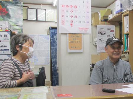 杉田さんを見ると、なんか安心する(笑)。