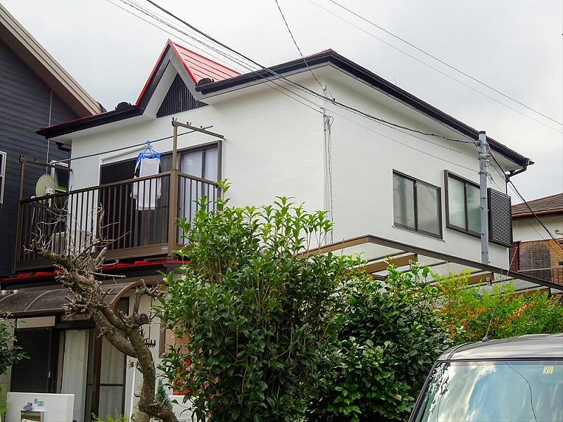 入間市K様邸 外壁・屋根塗装工事完成写真