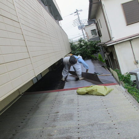 入間市 屋根張替工事 施工後写真
