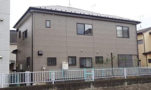 入間市下藤沢 K様邸 外壁・屋根塗装工事