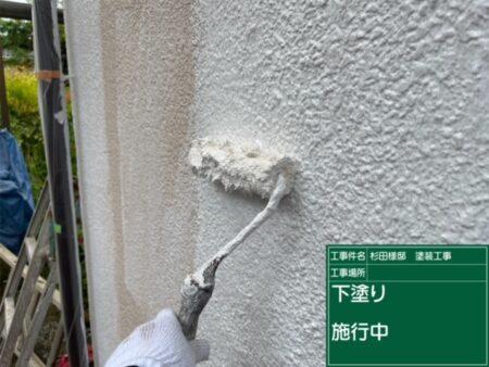 入間市下藤沢 S様邸 外壁・屋根塗装工事、軒裏雨漏り改修工事